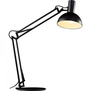 Schreibtischleuchte Metall schwarz verstellbar modern