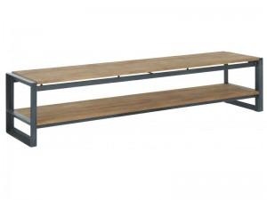 Lowboard Industrie, TV Schrank im Industriedesign, Breite 150 cm