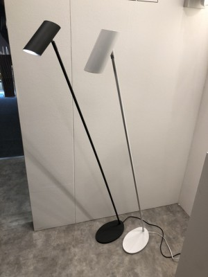 Stehleuchte weiß, Stehlampe weiß Metall