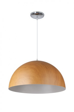 Hängeleuchte Wood, Pendelleuchte, Durchmesser 50 cm