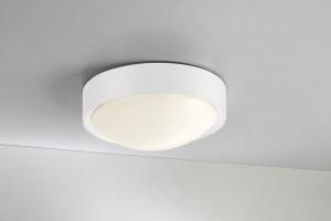 LED Moderne Deckenleuchte, Wandleuchte, Farbe weiß, Ø 25,3 cm