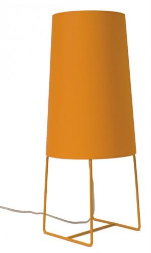 Design-Tischleuchte, moderne Tischlampe in neun  verschiedenen Farben