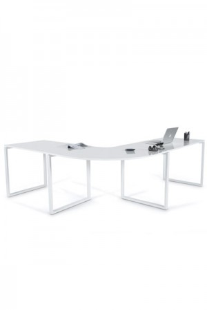 Design Bürotisch weiß, Schreibtisch weiß
