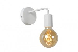 Wandlampe weiß, 1xE27