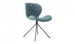 Stuhl blau, Bürostuhl blau, Konferenzstuhl blau