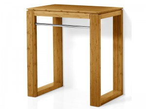 Waschtisch Massivholz, Waschtisch Unterschrank für Ausatzbecken, Breite 70 cm