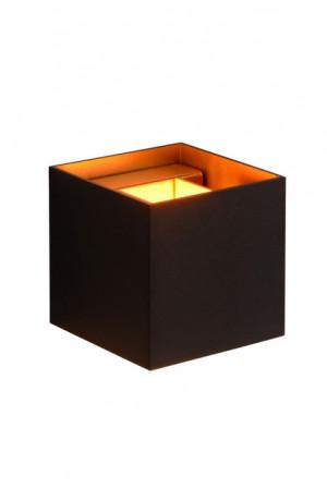 Wandlampe schwarz, LED