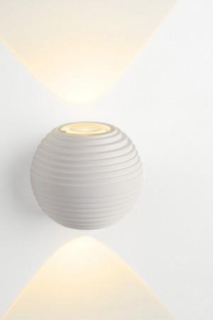 LED Außenleuchte weiß, LED Wandleuchte weiß,  LED Wandlampe weiß