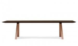Tisch schwarz , Esstisch schwarz, Konferenztisch schwarz, Länge 300 X 100 cm