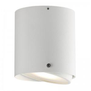 LED Moderne Badwandleuchte, Deckenleuchte, Farbe weiß, Ø 10,2 cm