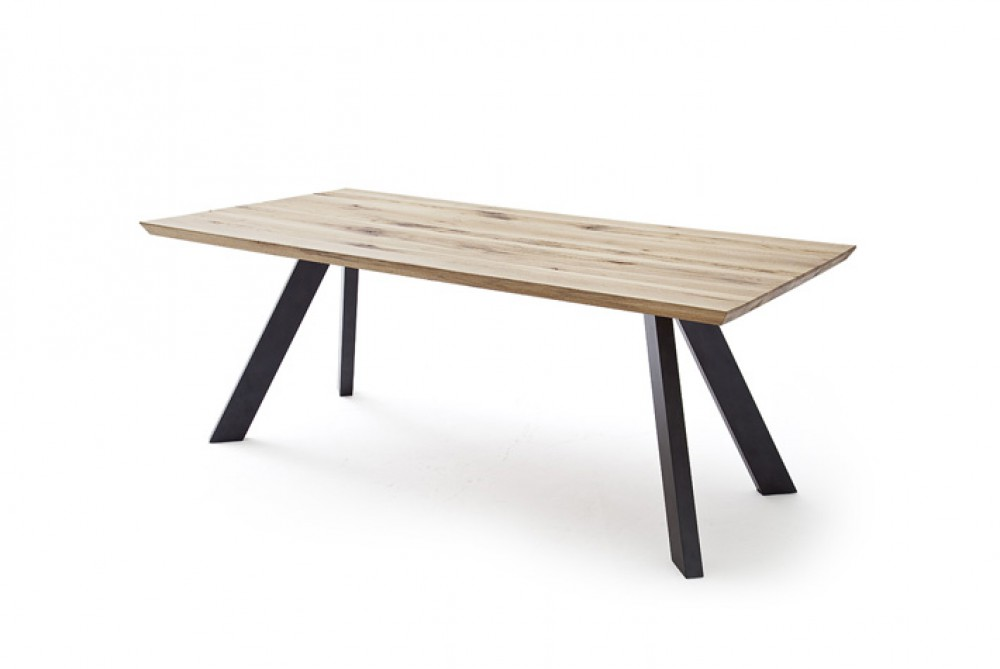 esstisch eiche tischplatte tisch massiv eiche tisch. Black Bedroom Furniture Sets. Home Design Ideas
