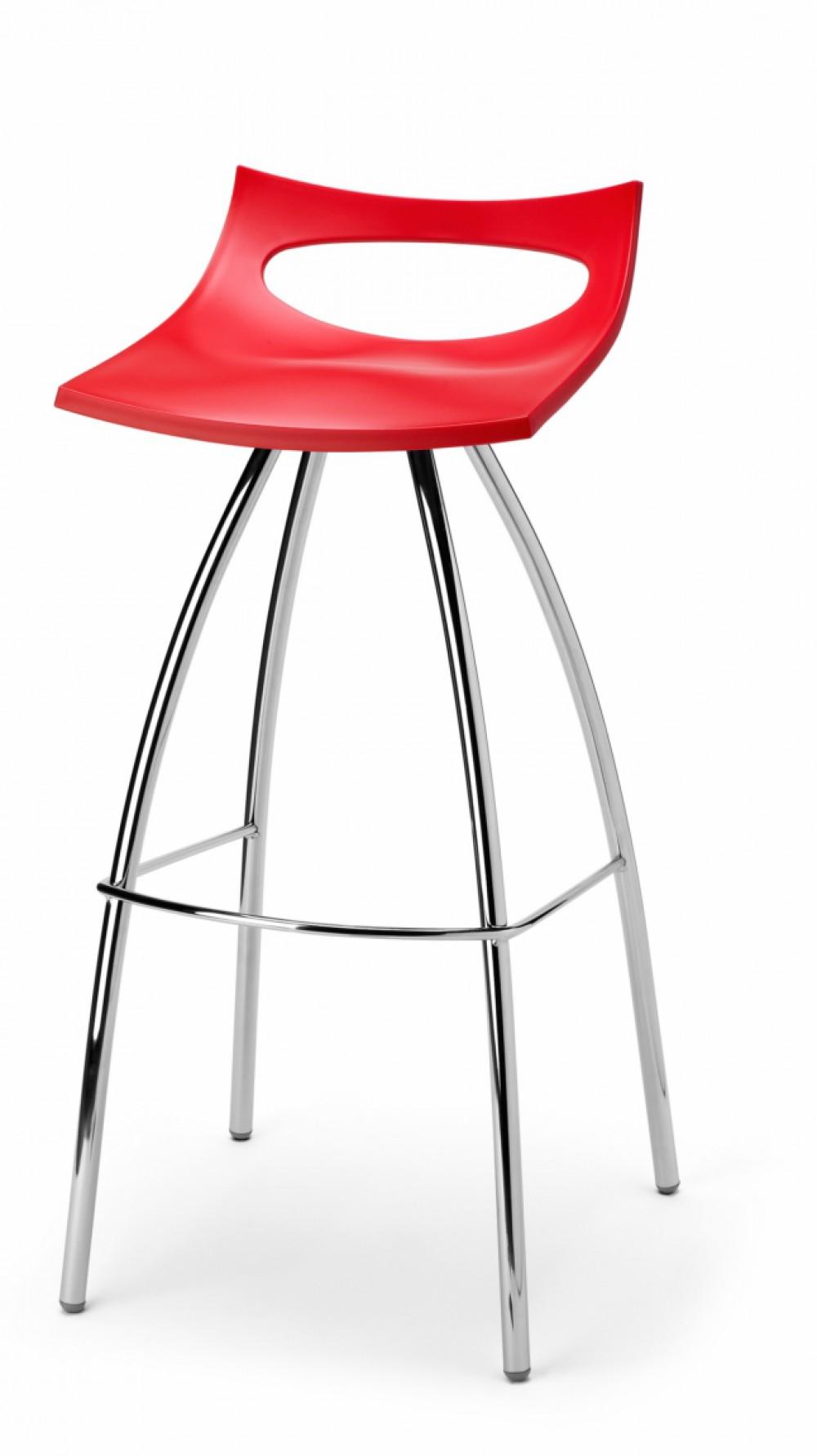 design barhocker farbe rot sitzh he 65 cm. Black Bedroom Furniture Sets. Home Design Ideas