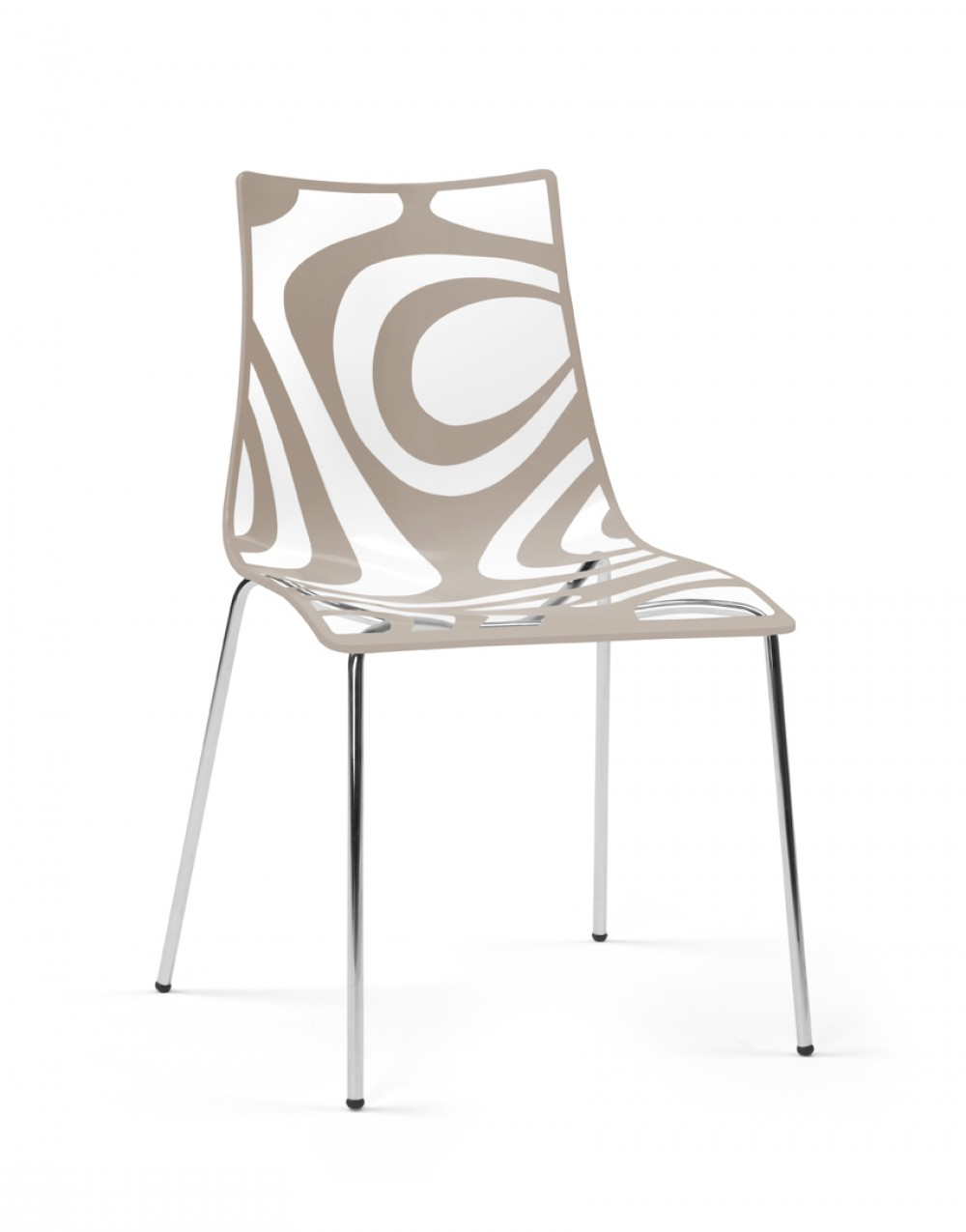 Design stuhl stapelbar stuhl transparent b ro for Stuhl transparent design