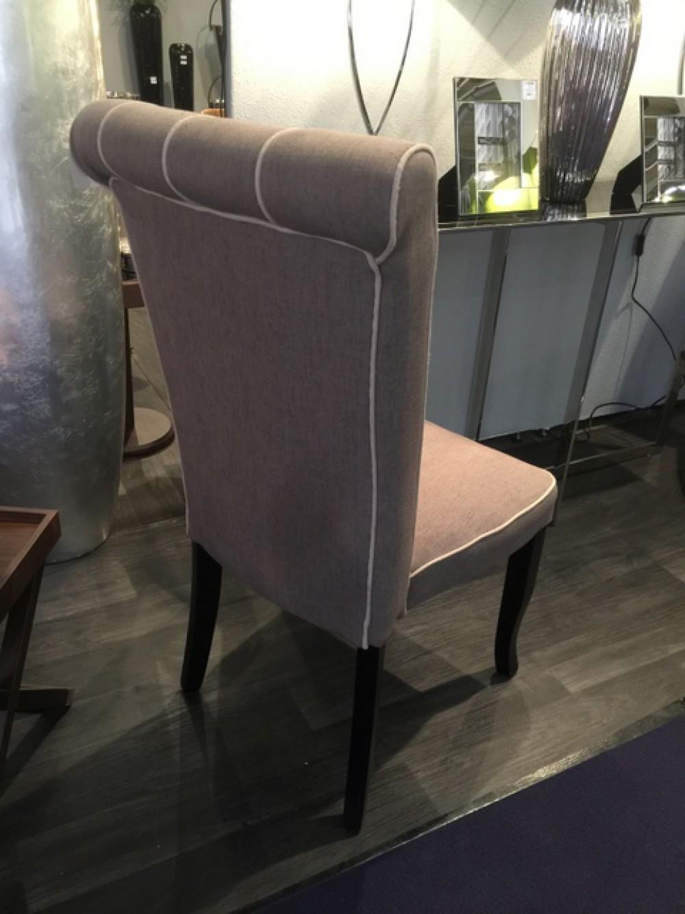 Stuhl Farbe Leinen Stuhl Gepolstert Landhaus