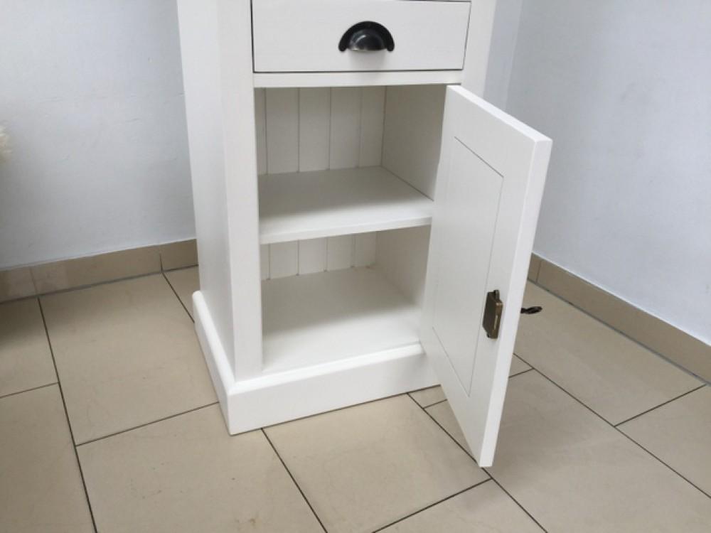 Badezimmerschrank wei landhausstil regal wei landhaus schrank wei breite 49 cm bad - Badezimmerschrank landhausstil ...