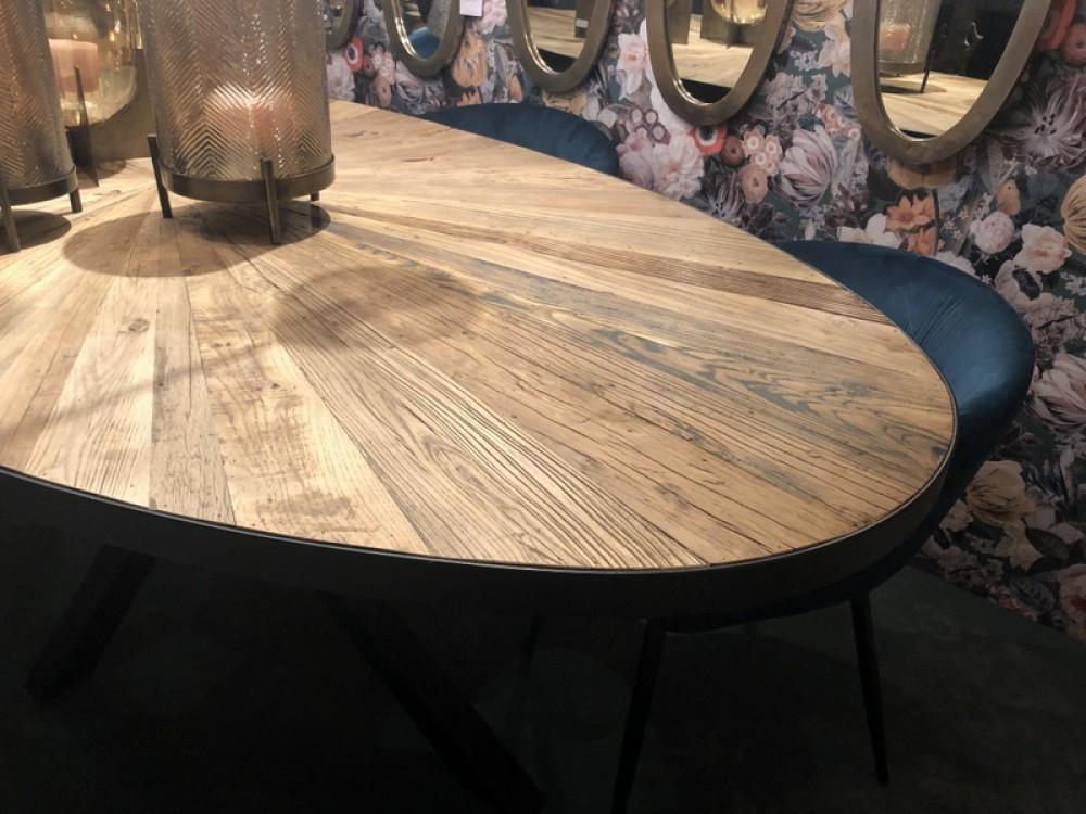 Genial Esstisch Oval Ausziehbar Bestand An Wohndesign Dekorativ