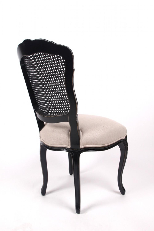 Barock stuhl gepolstert stuhl im landhausstil for Stuhl gepolstert