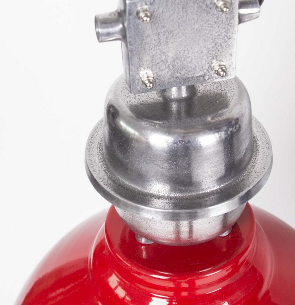 Pendelleuchte rot im industriedesign h ngeleuchte rot for Pendelleuchte industriedesign