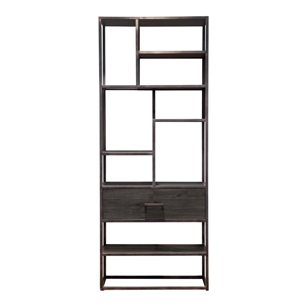 regal schwarz metall b cherregal schwarz holz metall. Black Bedroom Furniture Sets. Home Design Ideas