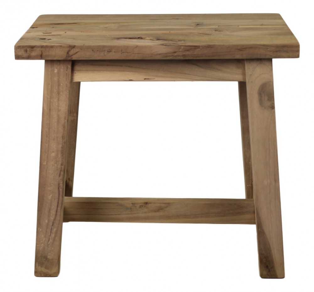 Hocker Holz Holz Hocker Teak
