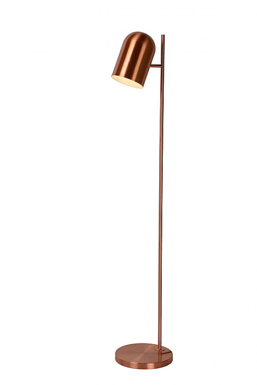 Stehlampe Stehleuchte Kupfer Hohe 140 Cm