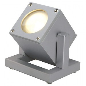 Strahlerleuchte Aluminium