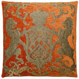 Dekokissen, Kissen, Farbe orange, Größe 55 x 55 cm