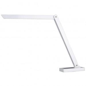Tischleuchte Metall weiß modern LED