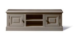Lowboard olive, Fernseheschrank im Landhausstil in vier Farben