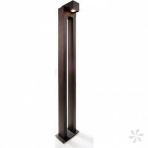 LED Stehleuchte - Außenleuchte, Outdoorleuchte Alu Druckguß, Farbe anthrazit