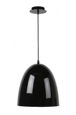 Pendelleuchte aus Stahl in schwarz im modernen Stil