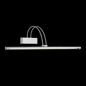 Wandleuchte Metall chrom oder nickel LED