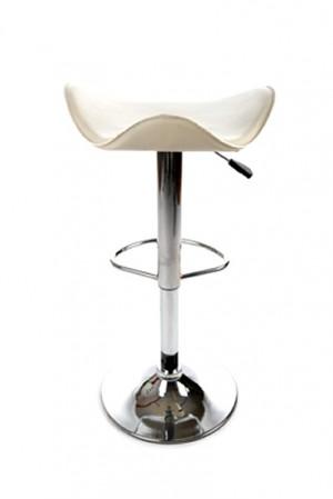 Design Barhocker in cream modern