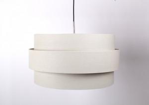 Pendelleuchte mit einem Lampenschirm, Moderne Hängeleuchte, Ø 60 cm