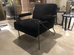 Sessel schwarz, schwarzer Sessel