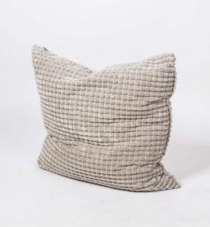 Dekokissen, Kissen, Farbe taupe, Größe 68 x 68 cm