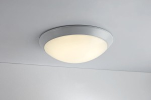 LED Moderne Deckenleuchte, Wandleuchte, Farbe weiß, Ø 26,5 cm