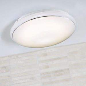 LED Moderne Deckenleuchte, Wandleuchte, Farbe weiß, Ø 34 cm