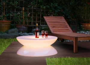 Lounge Tisch Outdoor