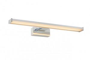 Spiegelleuchte Badezimmer chrom, LED