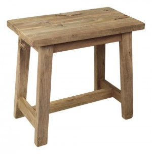 Hocker Holz, Holz Hocker Teak