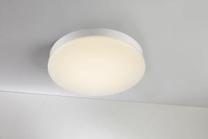 LED Moderne Deckenleuchte, Wandleuchte, Farbe weiß, Ø 28,5 cm