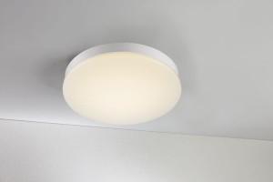 LED Moderne Deckenleuchte, Wandleuchte, Farbe weiß, Ø 24 cm