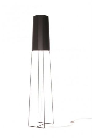 Stehleuchte, moderne Stehlampe in zwölf verschiedenen Farben