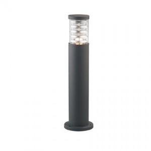 Steh/- Outdoorleuchte Aluminiumspritzguss anthrazit, Pirexglas transparent